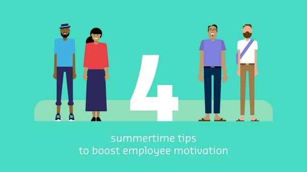 incrementare la motivazione dei dipendenti